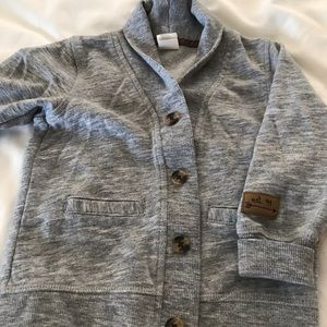 H&M cardigan for little boy